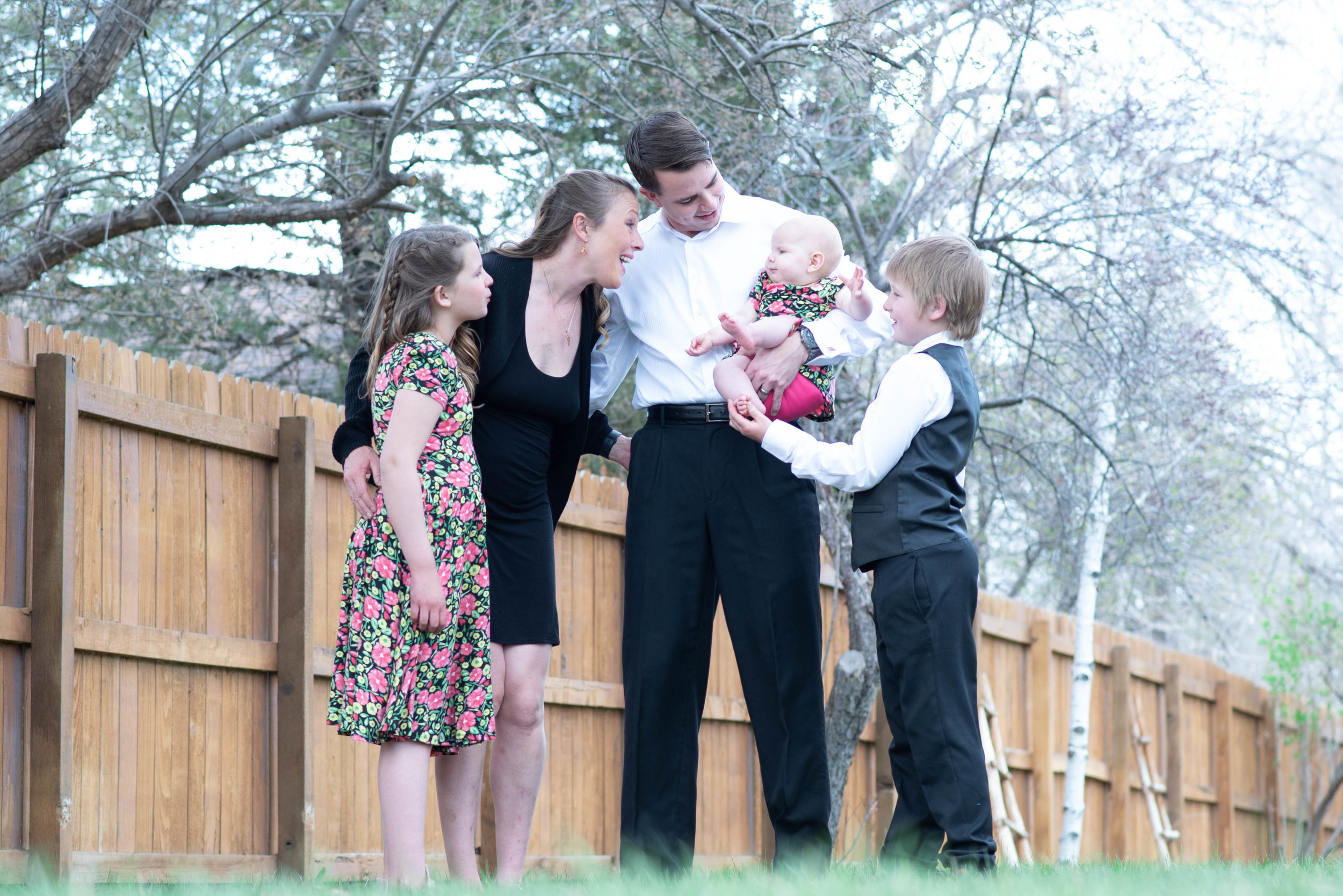Fort Collins Family Lifestyle Session Kristen Rush Photography