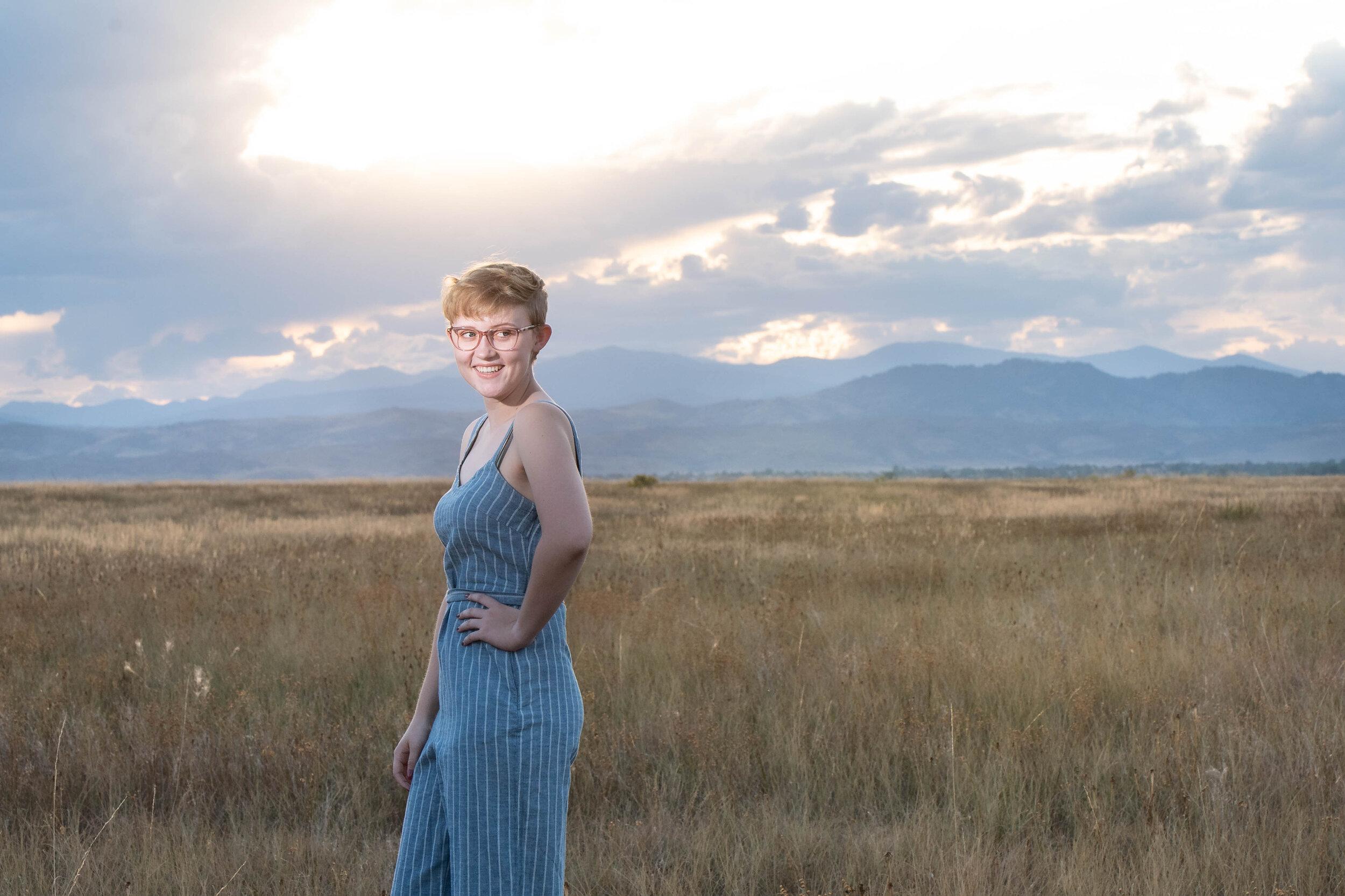 Senior Portraits Fort Collins Kristen Rush Photography