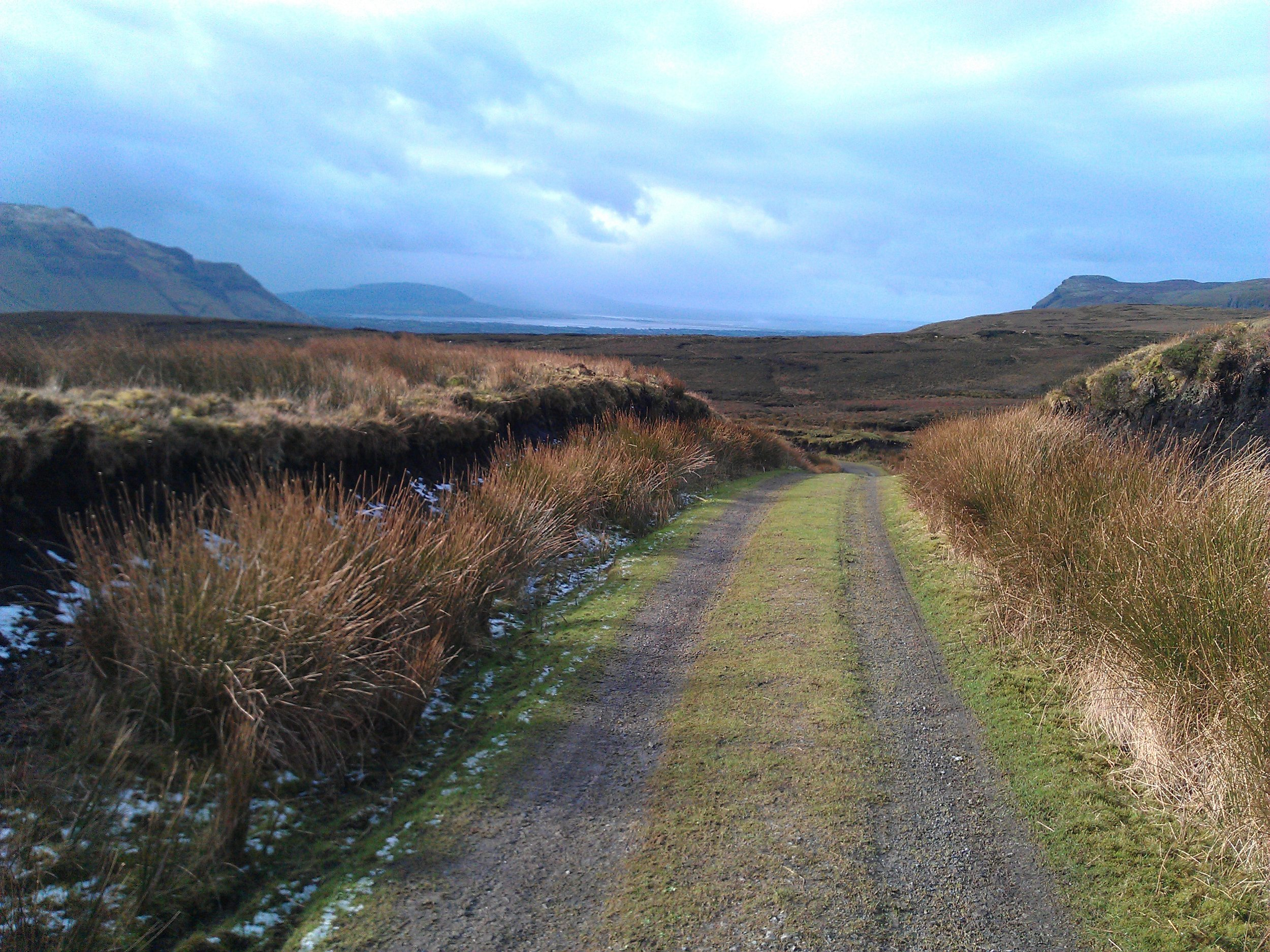 The Bog Road Benbulben