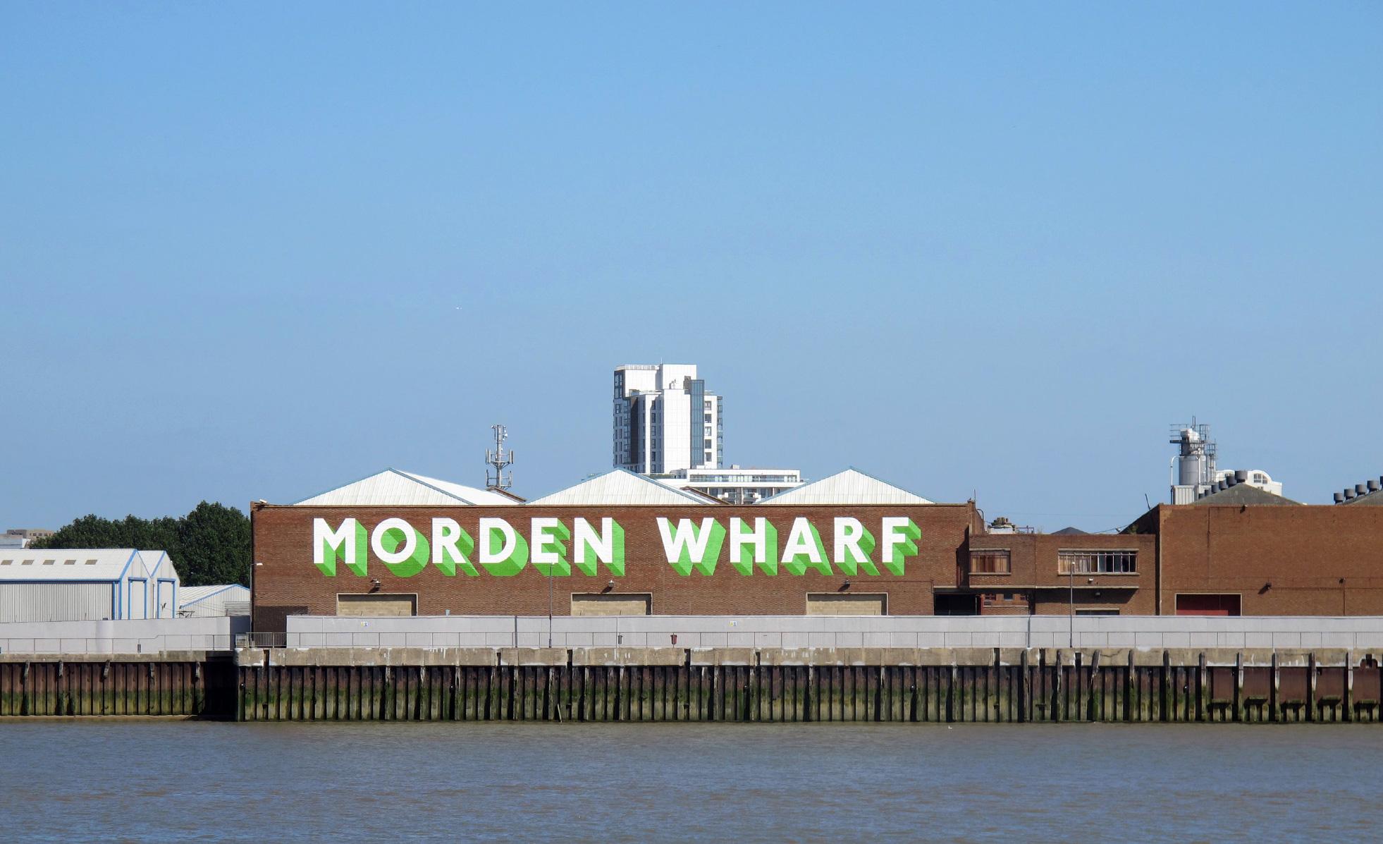 Morden Wharf