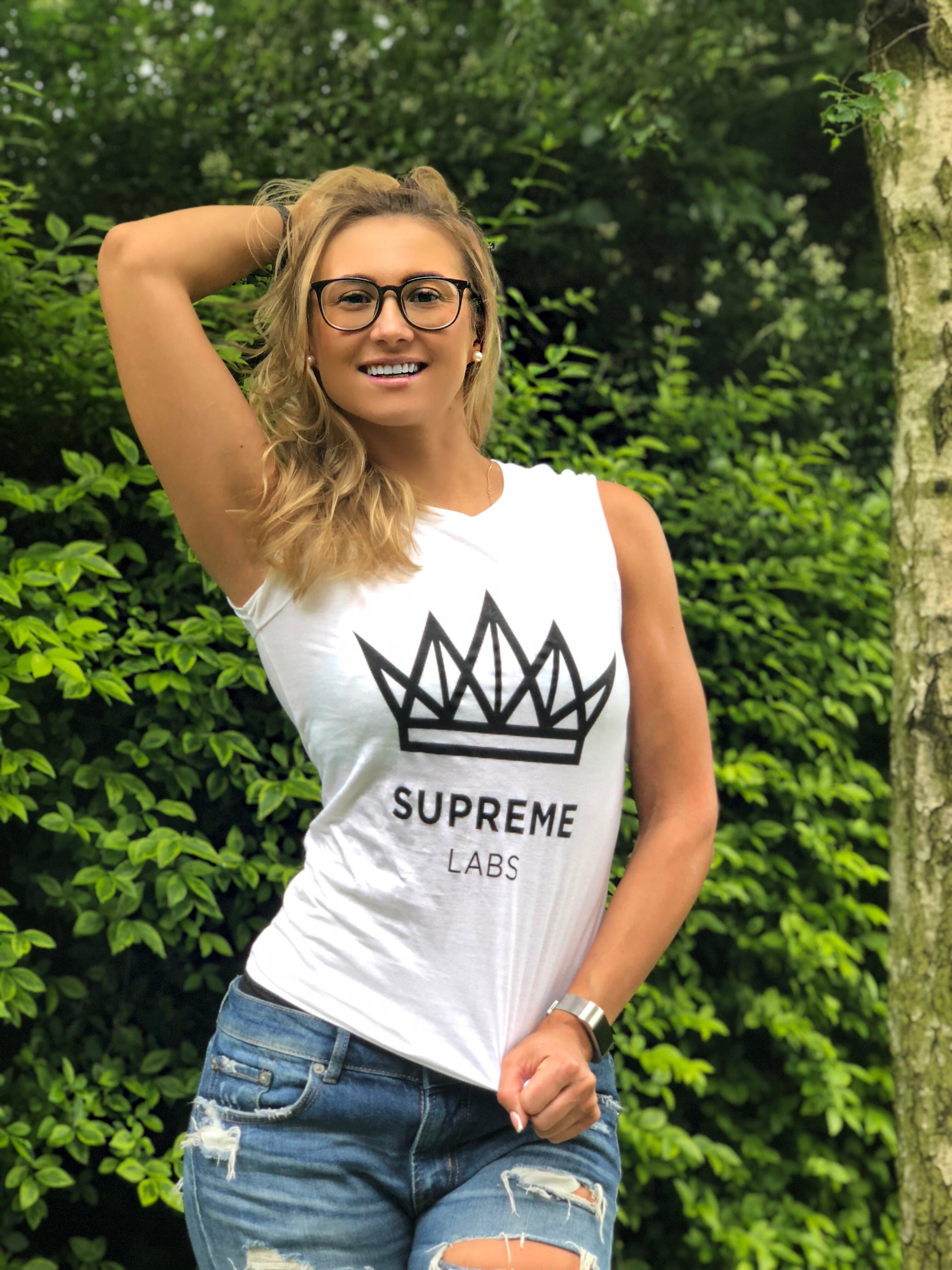 vegan protein supreme labs equinox kensington