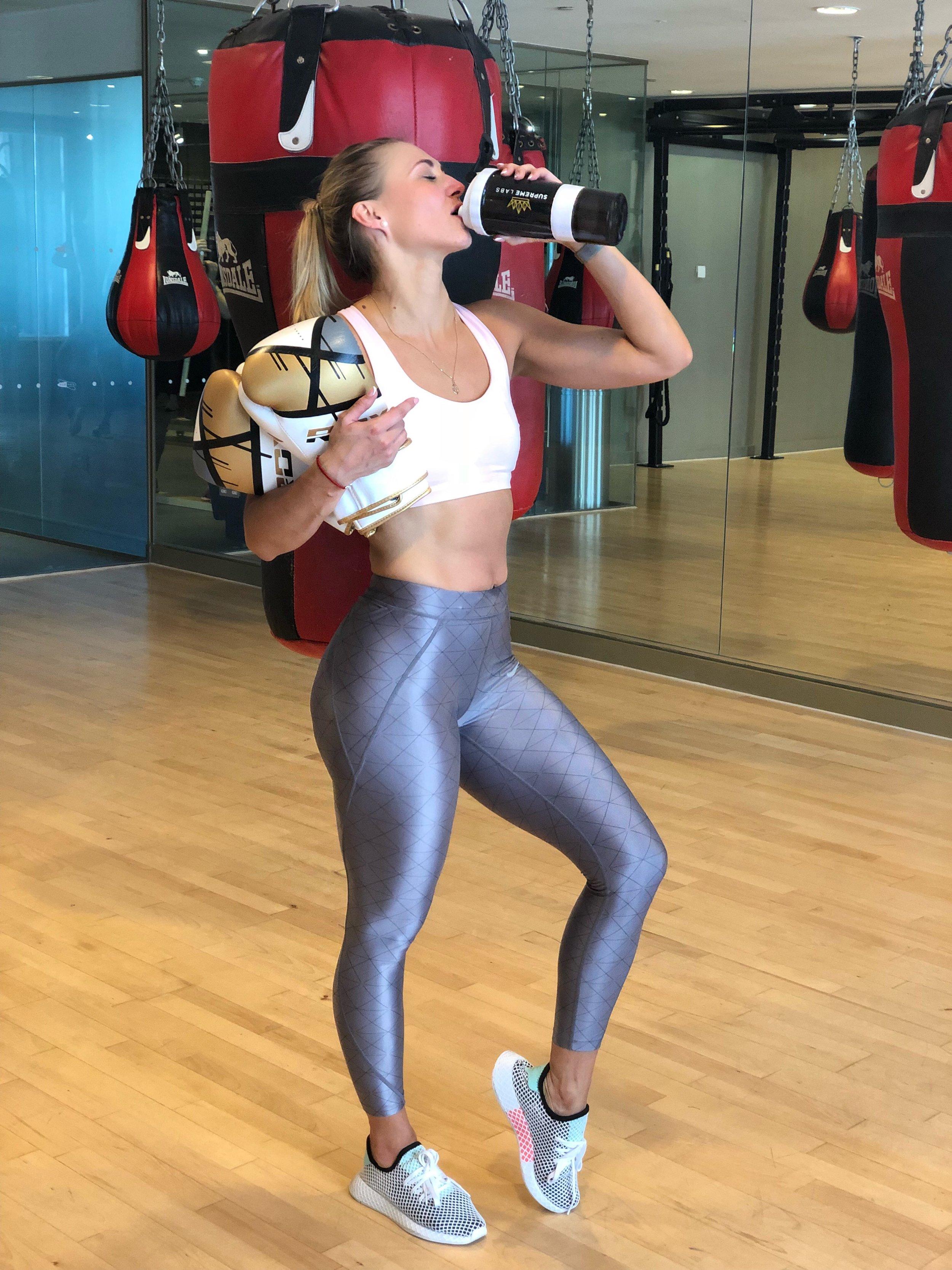 irena putans personal trainer supreme labs protein