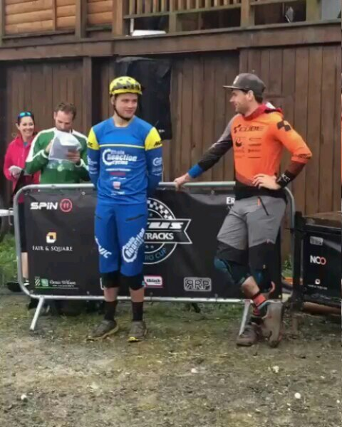 Huge congratulations to our MTB Athlete @KelanGrant on coming first place in the Irish National Championships.