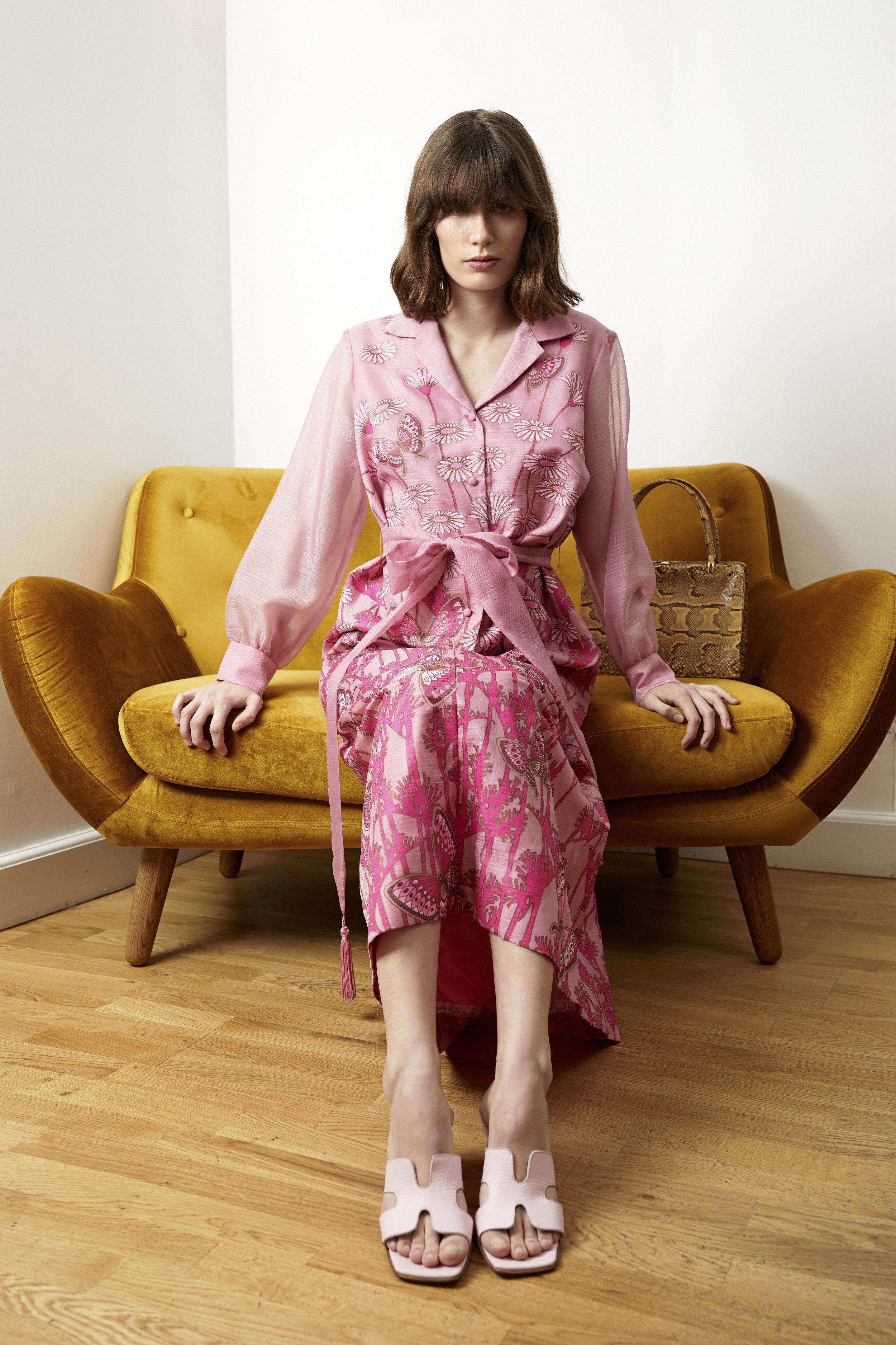 Vintage 1970's Shazeen Dress - Available now