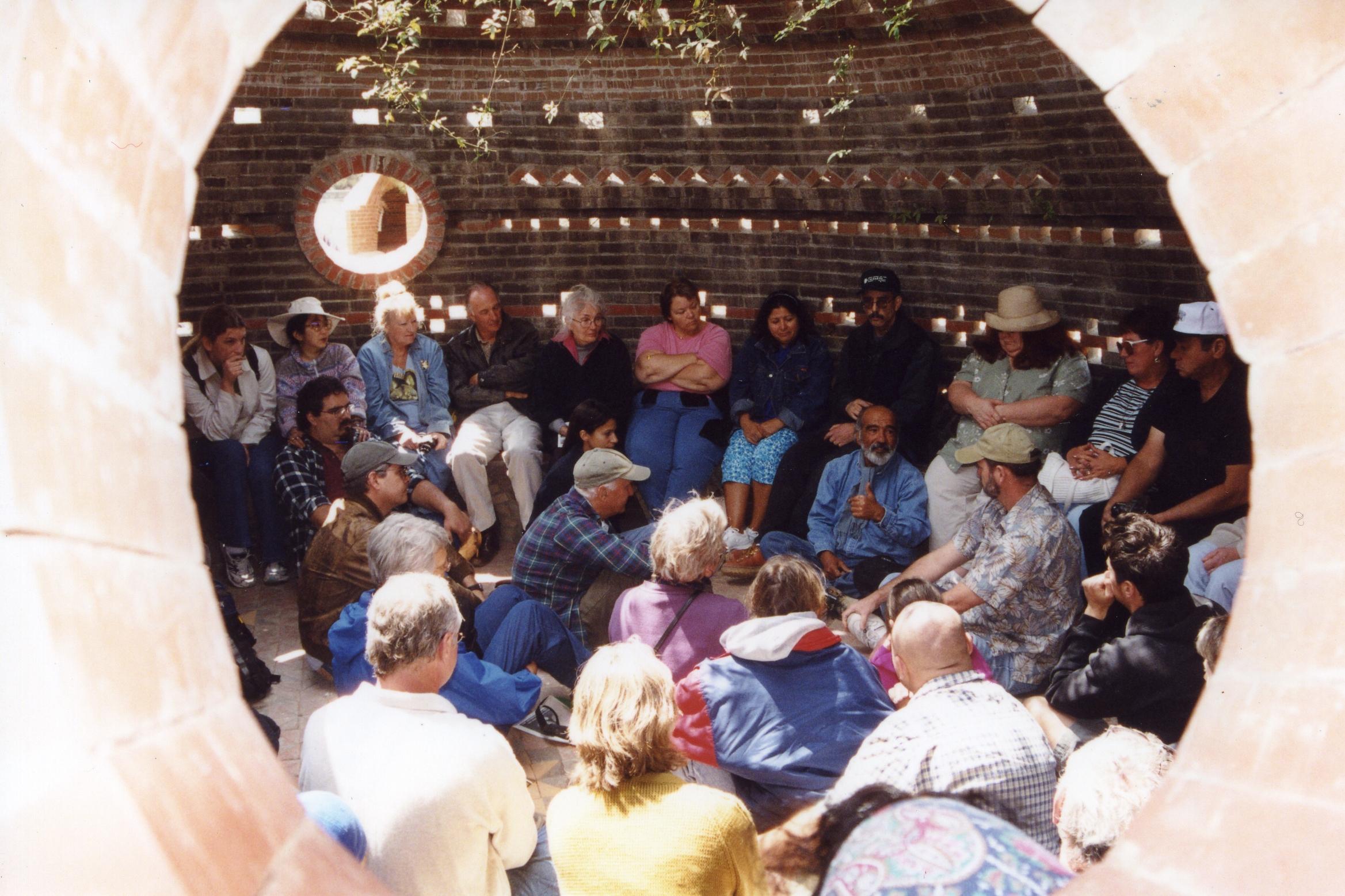 Nader Khalili Rumi Dome.jpg