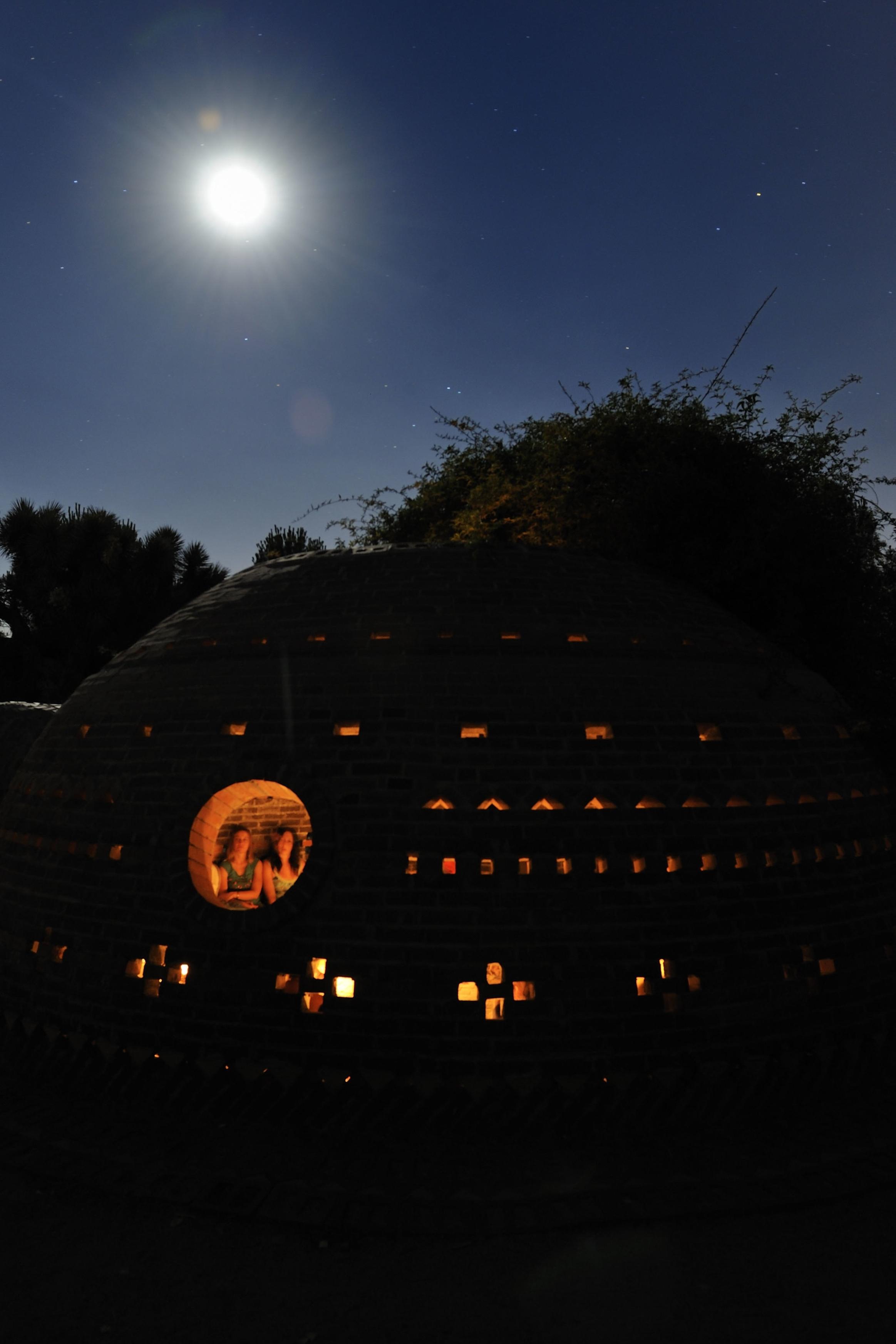 Rumi Dome Steve Besserman3.jpg