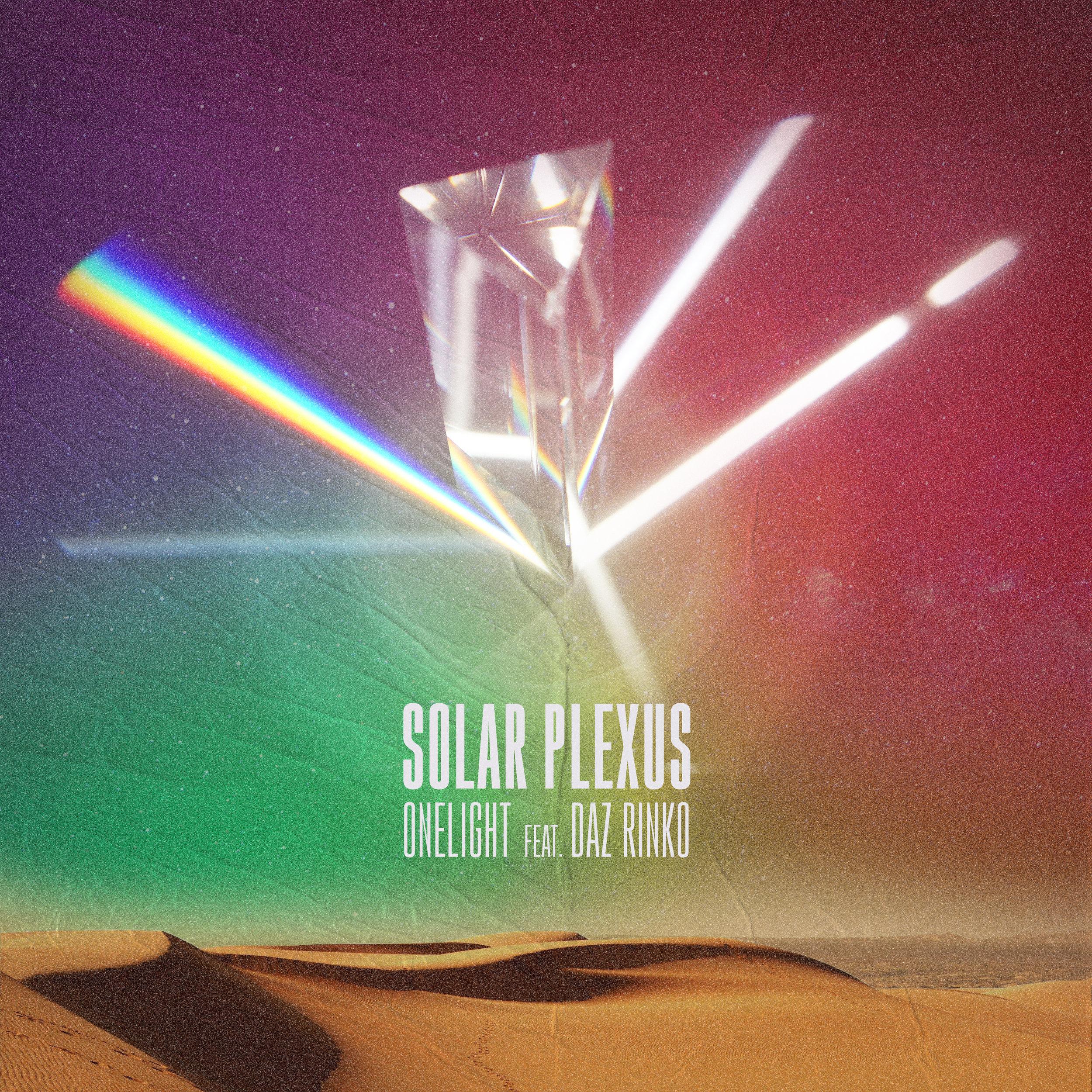 SOLAR PLEXUS - ONELIGHT feat. DAZ RINKO - Cover 3000px.jpg