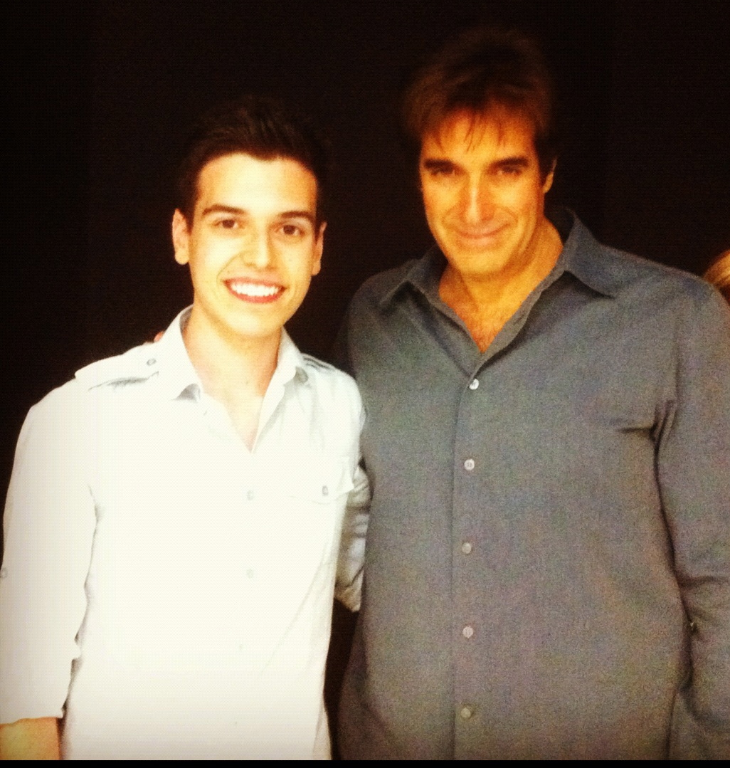 David Copperfield.