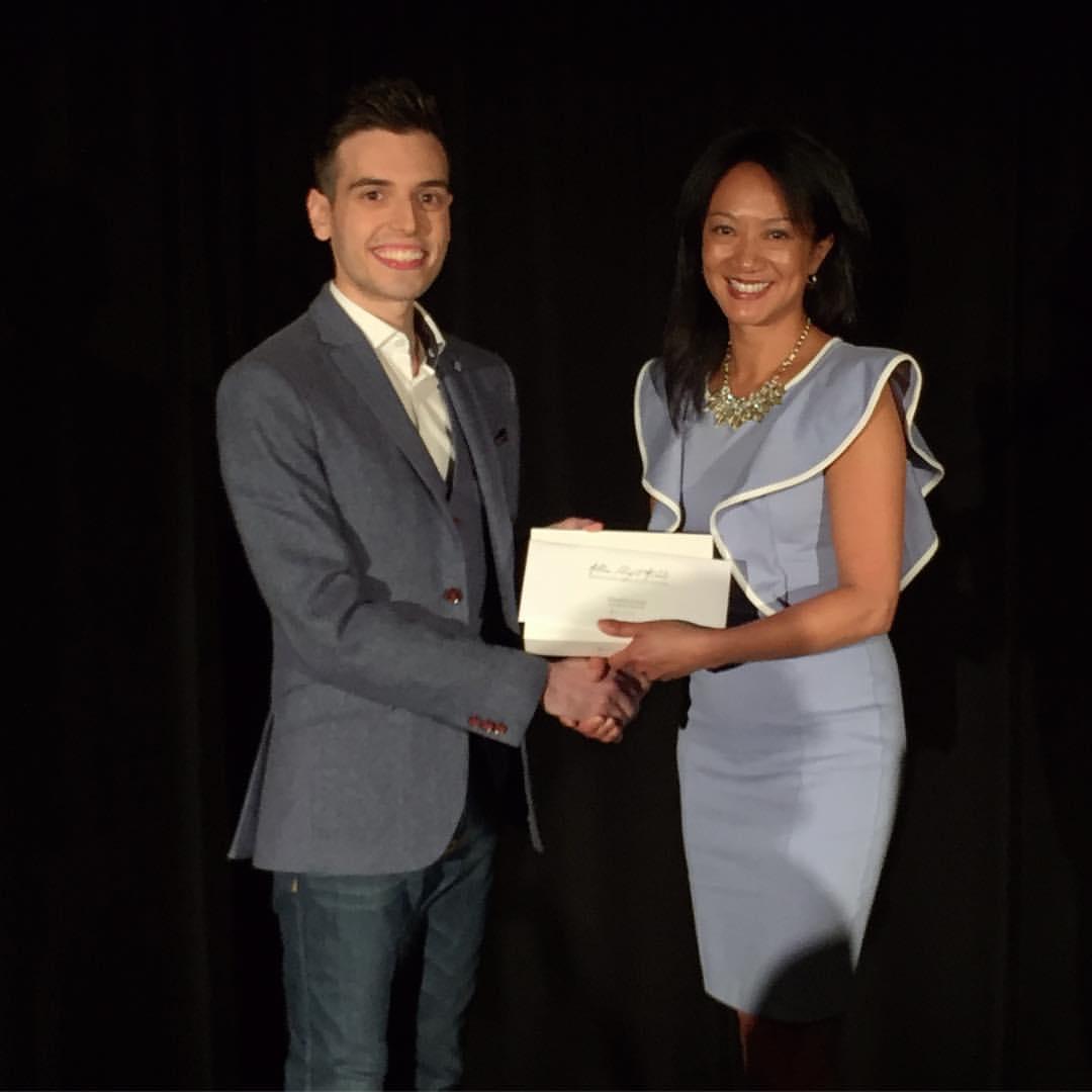 Allan Slaight International Rising Star Award