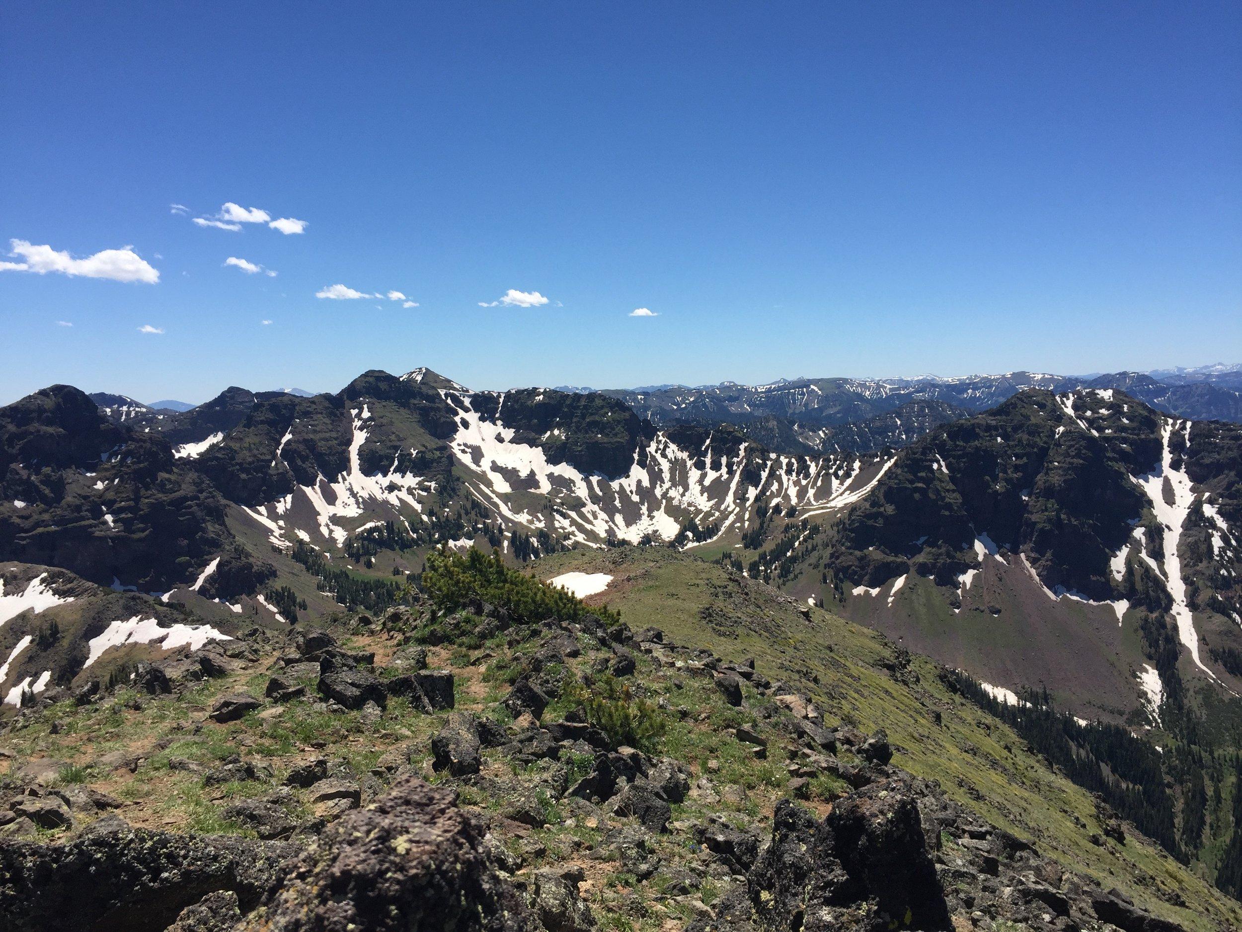 USGS INTERNSHIP- BOZEMAN, MT (2016)