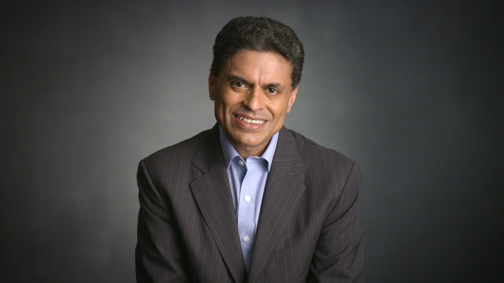 Fareed Zakaria   CNN Host, Author, & Washington Post Columnist