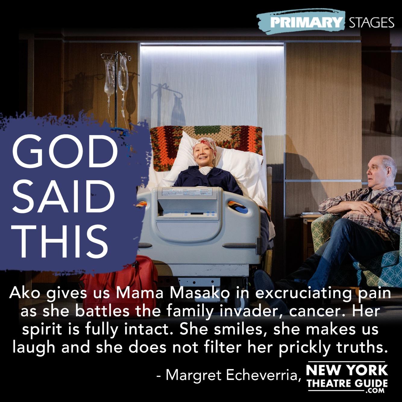 God Said This