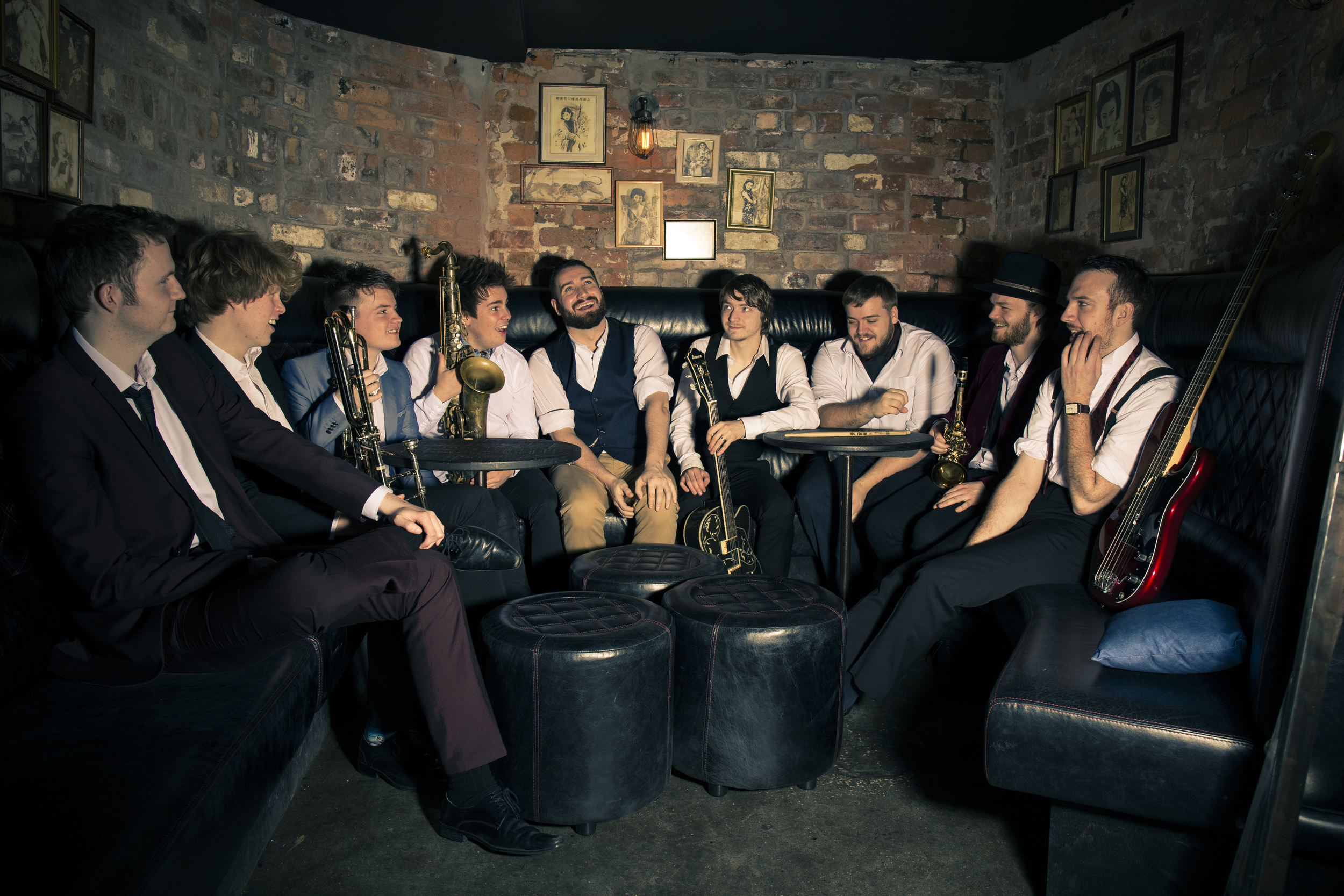 The Snazzy Swing Band