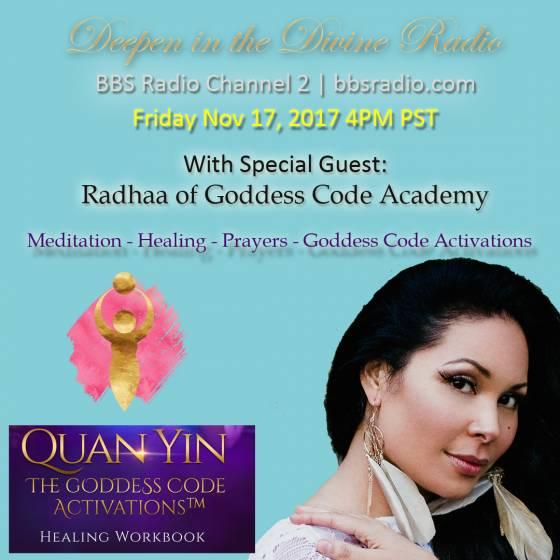 Radhaa Nilia Interview
