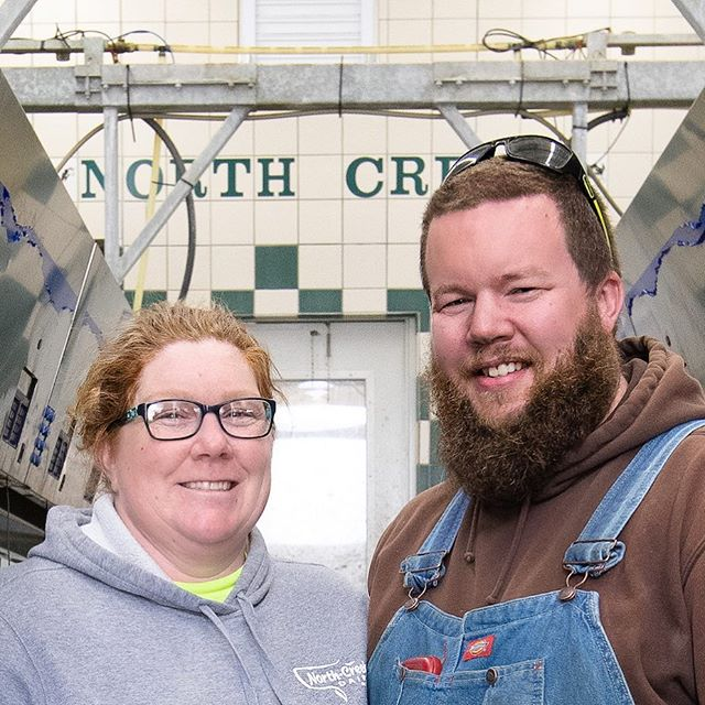 """{New Post} Cory & Bridget's Story: When The Roof Caves In Link in profile. """"Oh my goodness,"""" I said breathlessly. The sight was impressive. Only a few steel trusses were left standing over the length of about two football fields. The stalls sat empty like gaping wounds."""""""