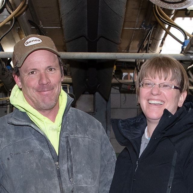 """{New Post} Don & Anne's Story: """"There's so few of us left"""" Link in profile.  The heart of the dairy crisis: Farmers receive, today, what farmers were paid in 1985, but that same amount of money held a lot more purchase power 34 years ago...."""