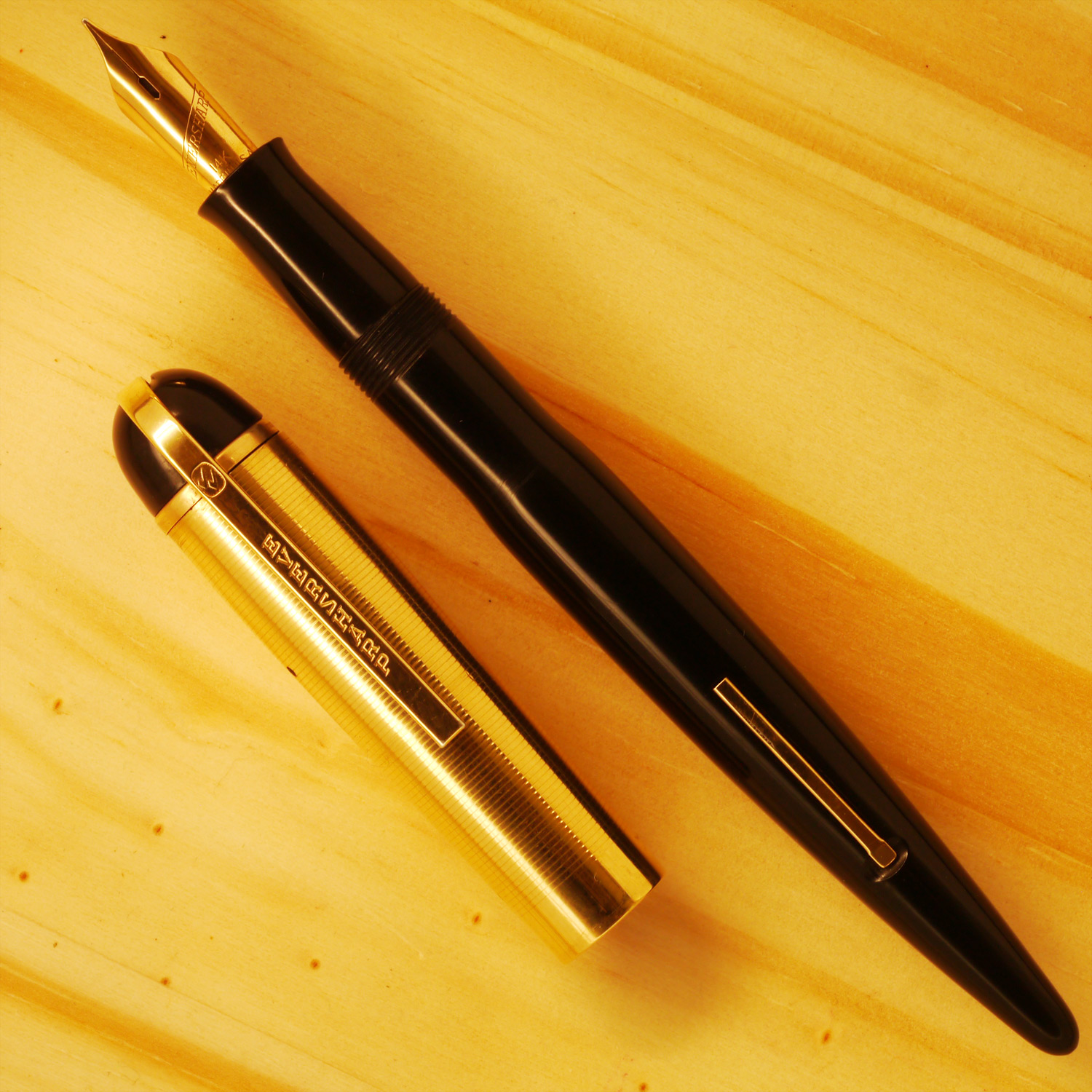 Eversharp Skyline, restored and ready to write