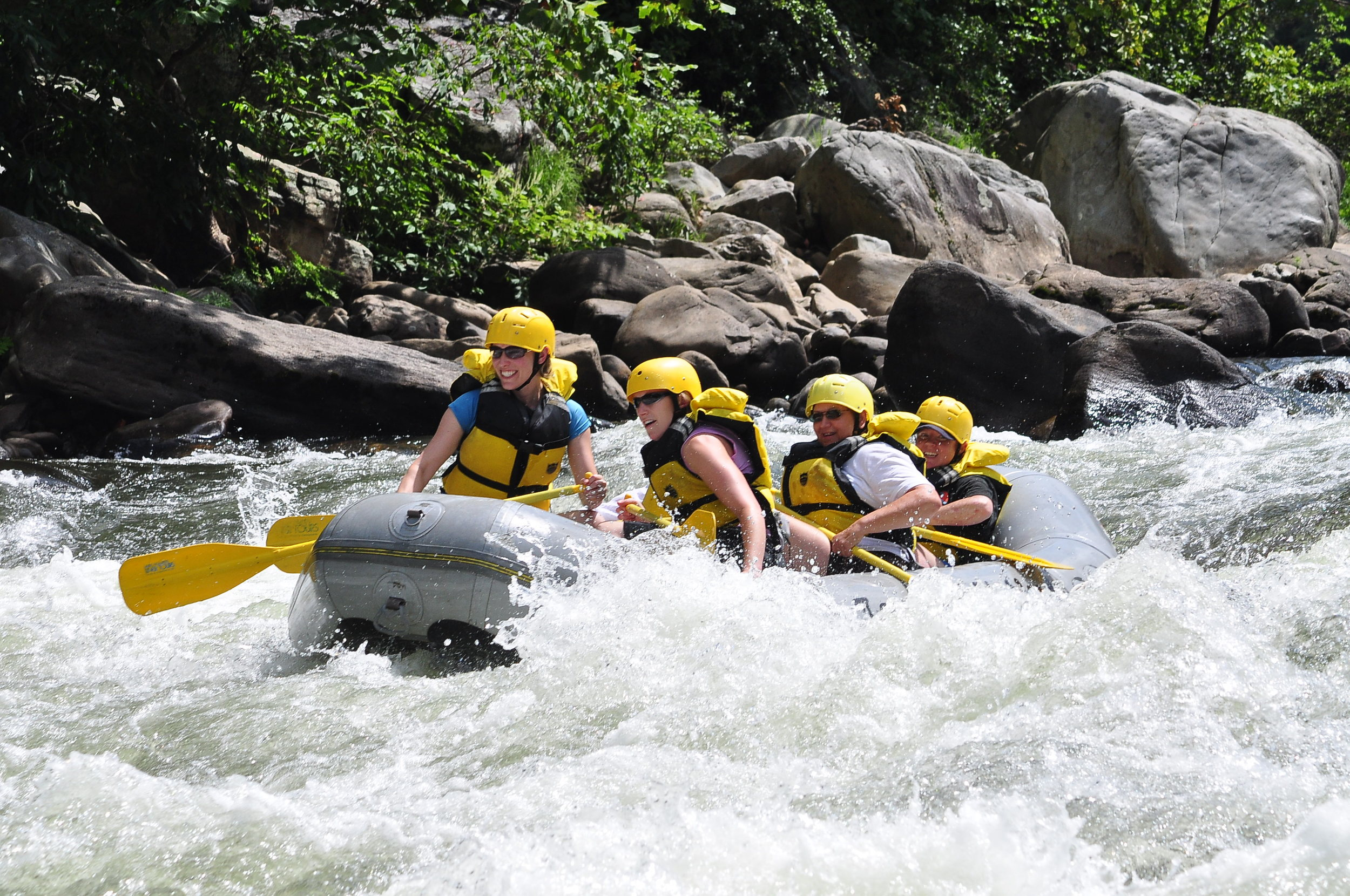 2-day Rafting Trip on the Deschutes River