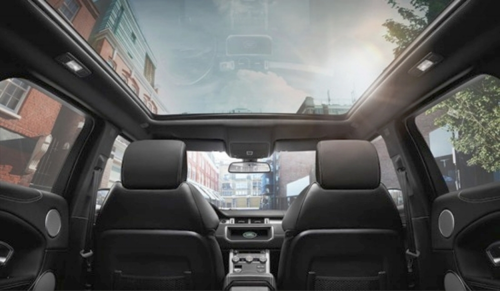 Land Rover Discovery Sport  (interior)