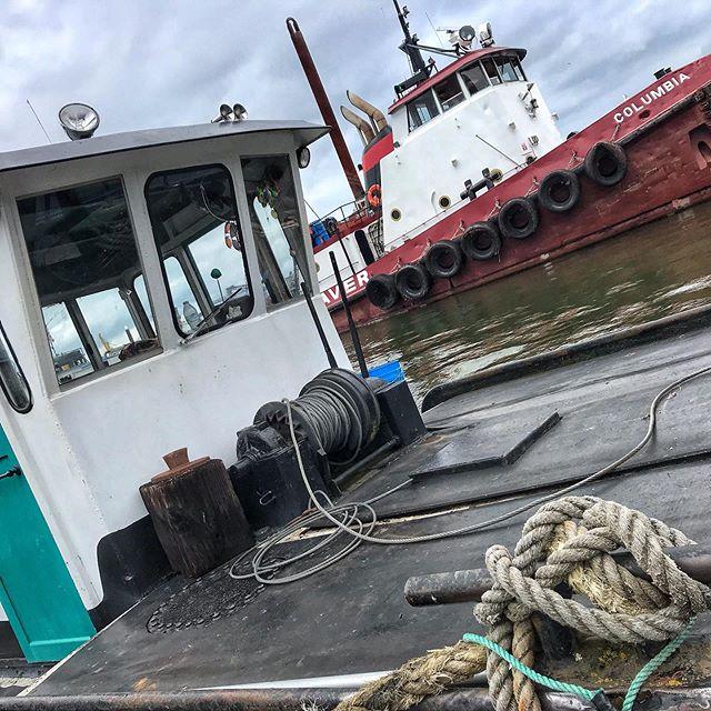 #tugboats on the #columbiariver