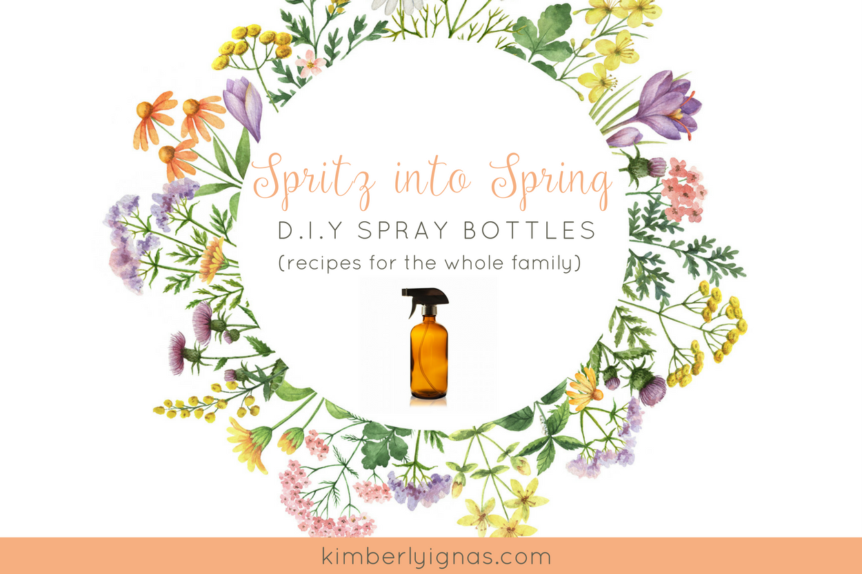 Spritz Into Spring