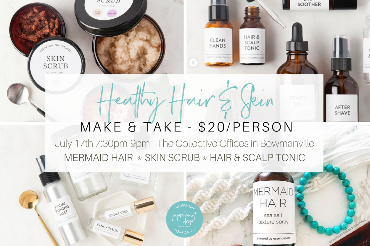 Healthy Skin and Hair