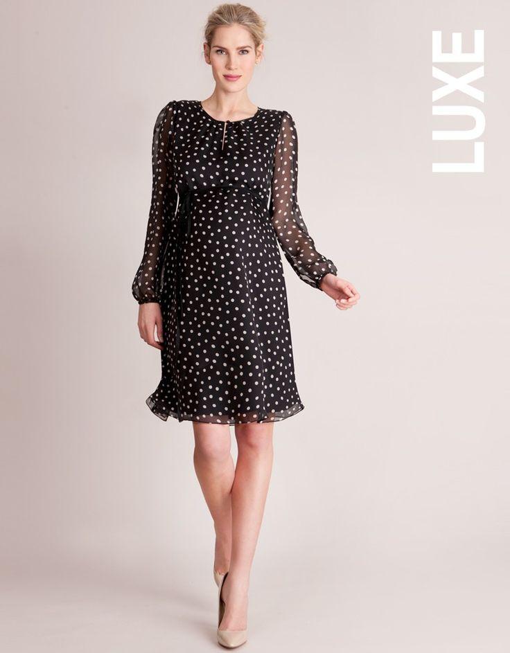 Seraphine Luxe Polka Dot Dress.jpg