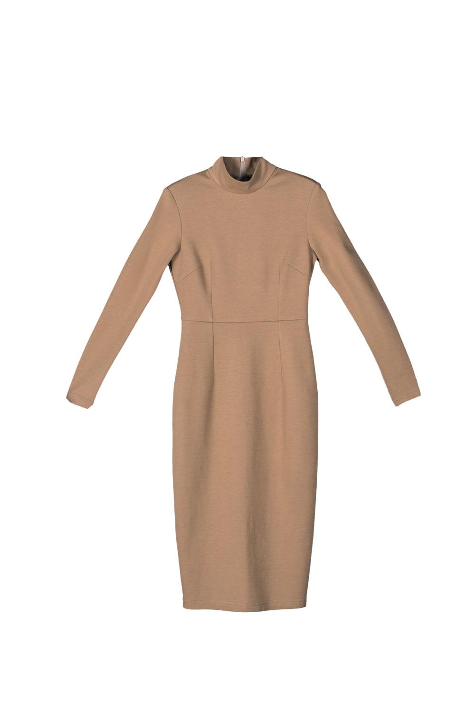 Viktoria Chan 'Fiona' Simple Stretch Dress.jpg