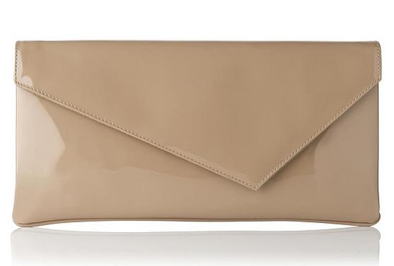 LK Bennett Leonie Patent Leather Asymmetric Clutch.png