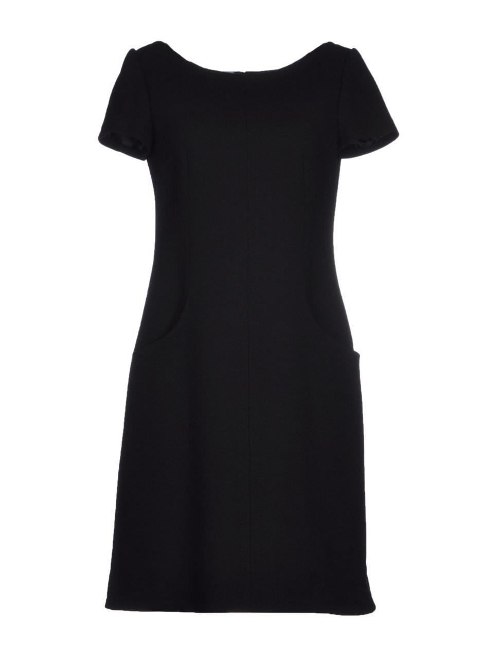 Prada Wool Short Dress Pockets.png