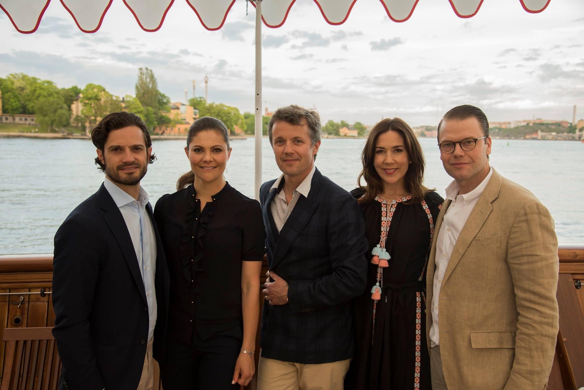 Photo: Danish Royal House on Facebook