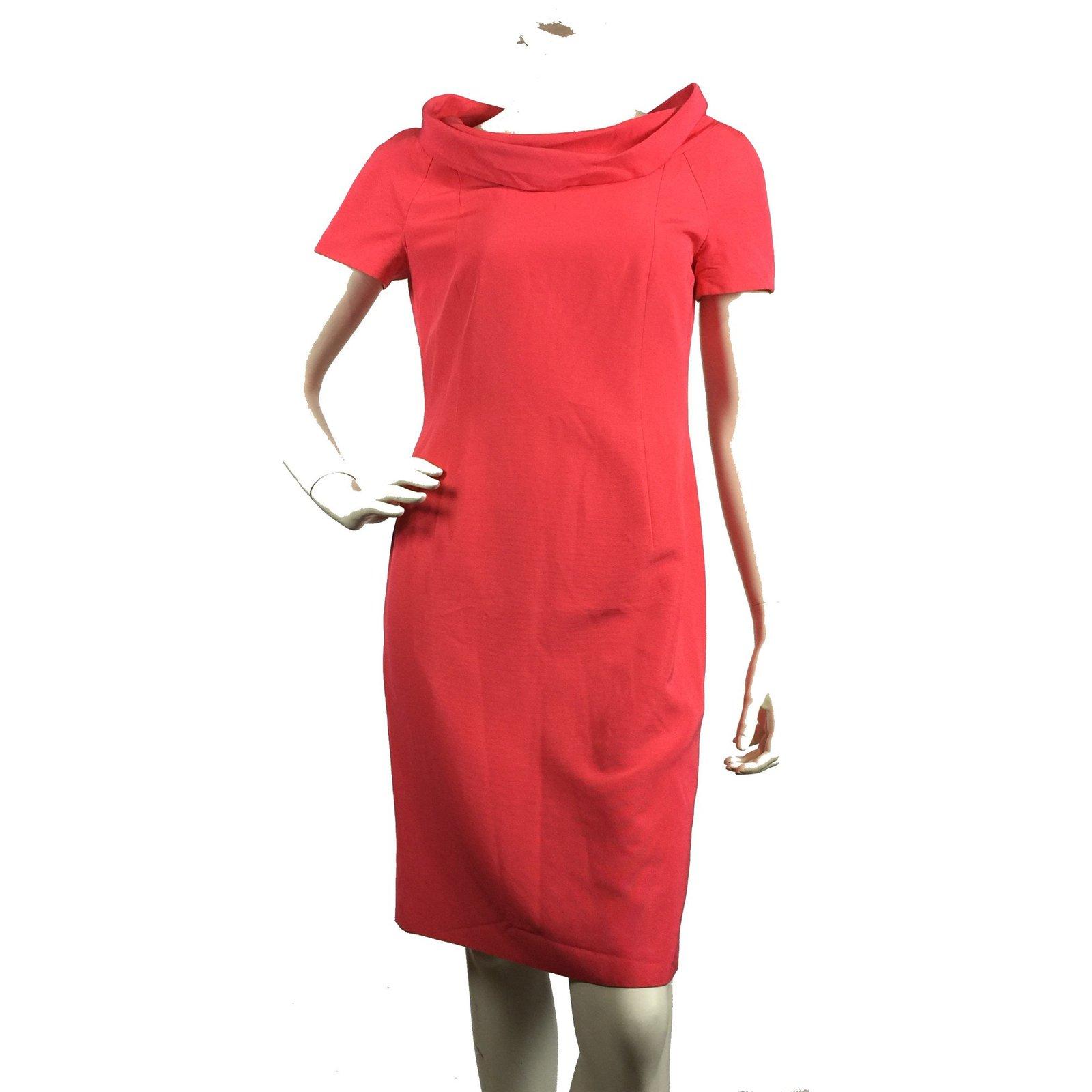 escada-cotton-coral-red-dress.jpg