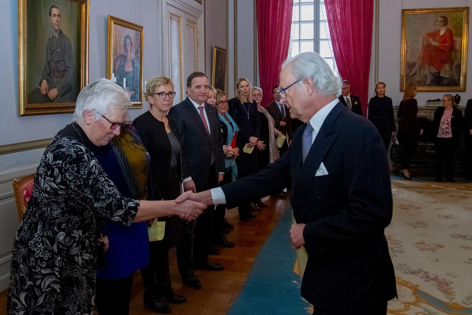 Foto: Henrik Garlöv/Kungl. Hovstaterna