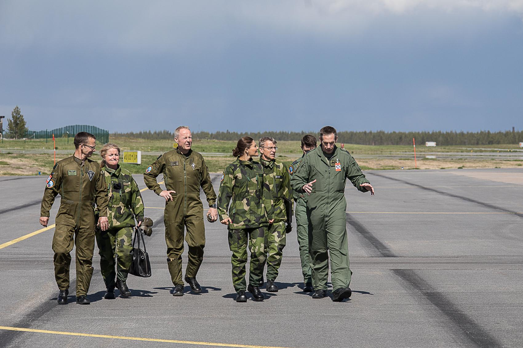 Foto: Jesper Sundström/Försvarsmakten