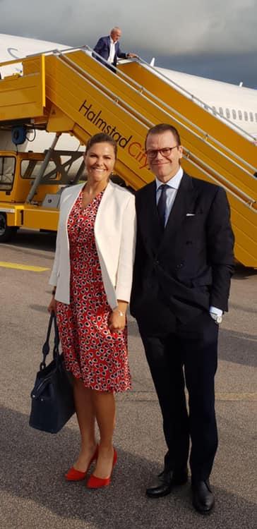 Foto: Johan Sellén / Halmstad City Airport