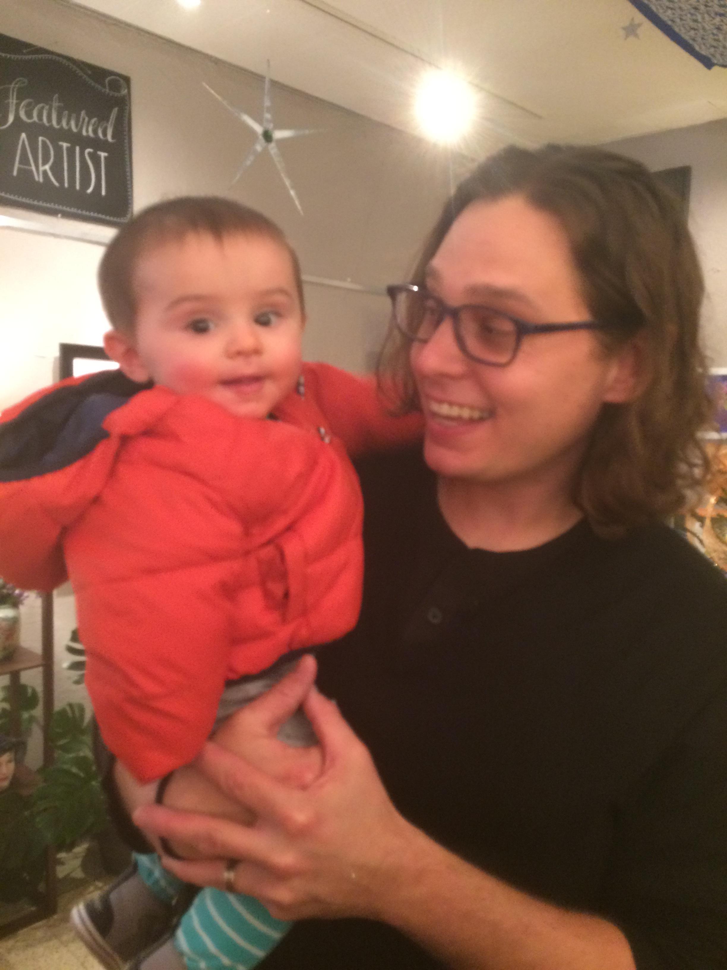 Emmett and Luke Funk