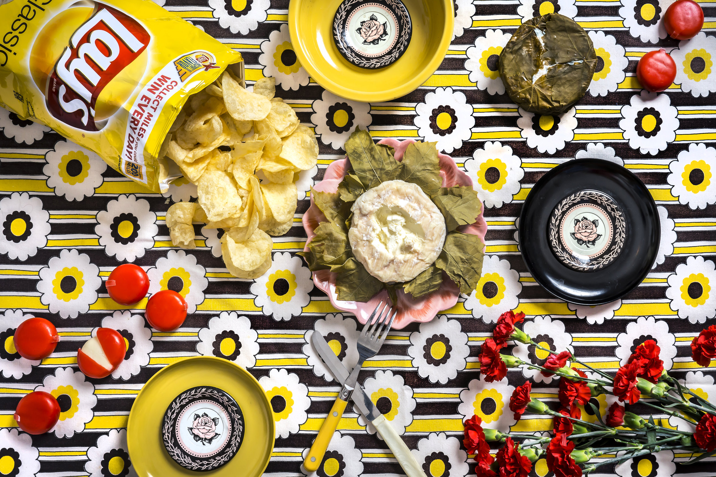 How To Pair Cheese with Potato Chips, Please Take This Seriously  by Tia Keenan