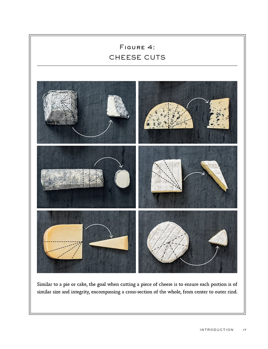 How To Assemble the Perfect Cheese Plate  by Tia Keenan
