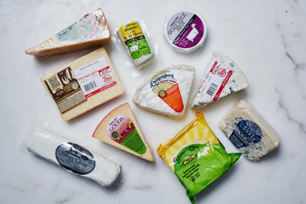 The Best Cheese at Trader Joe's  by Tia Keenan