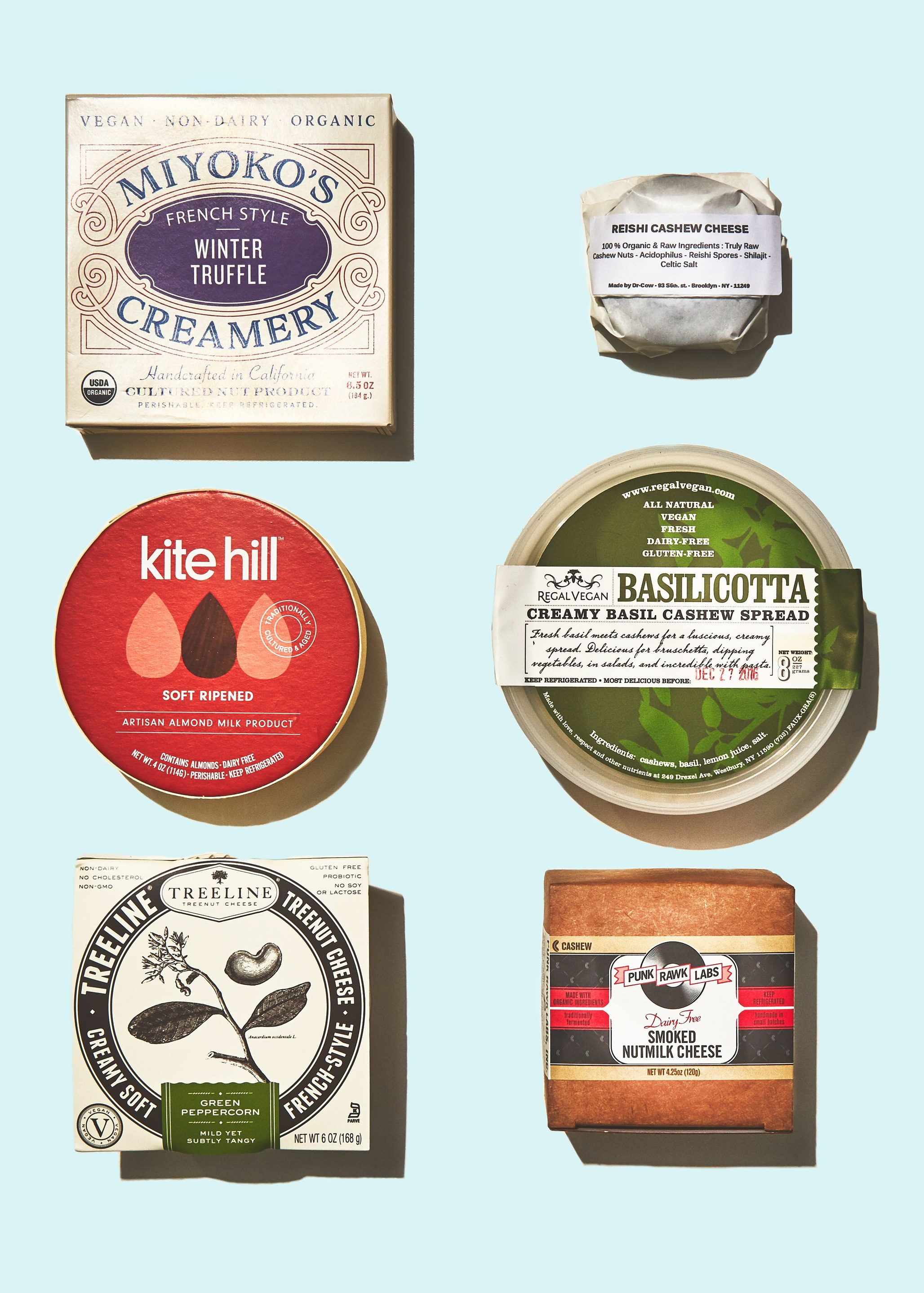 Fermented Nuts Aren't Cheese, And That's Okay  by Tia Keenan
