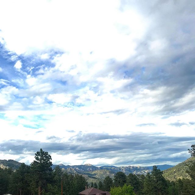 The beautiful Rockies/stolen land.