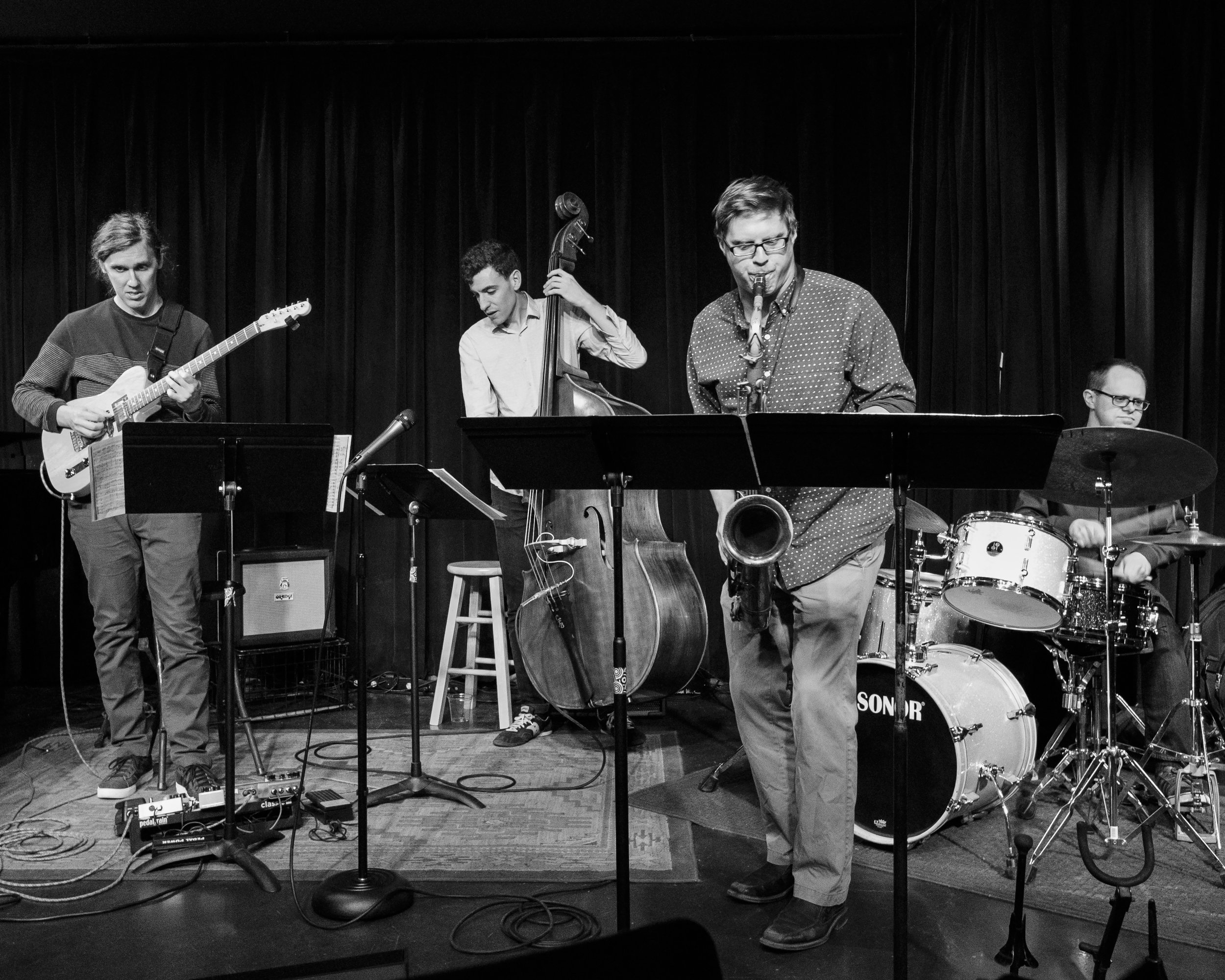 Andrew Schiller Quartet at The Nash