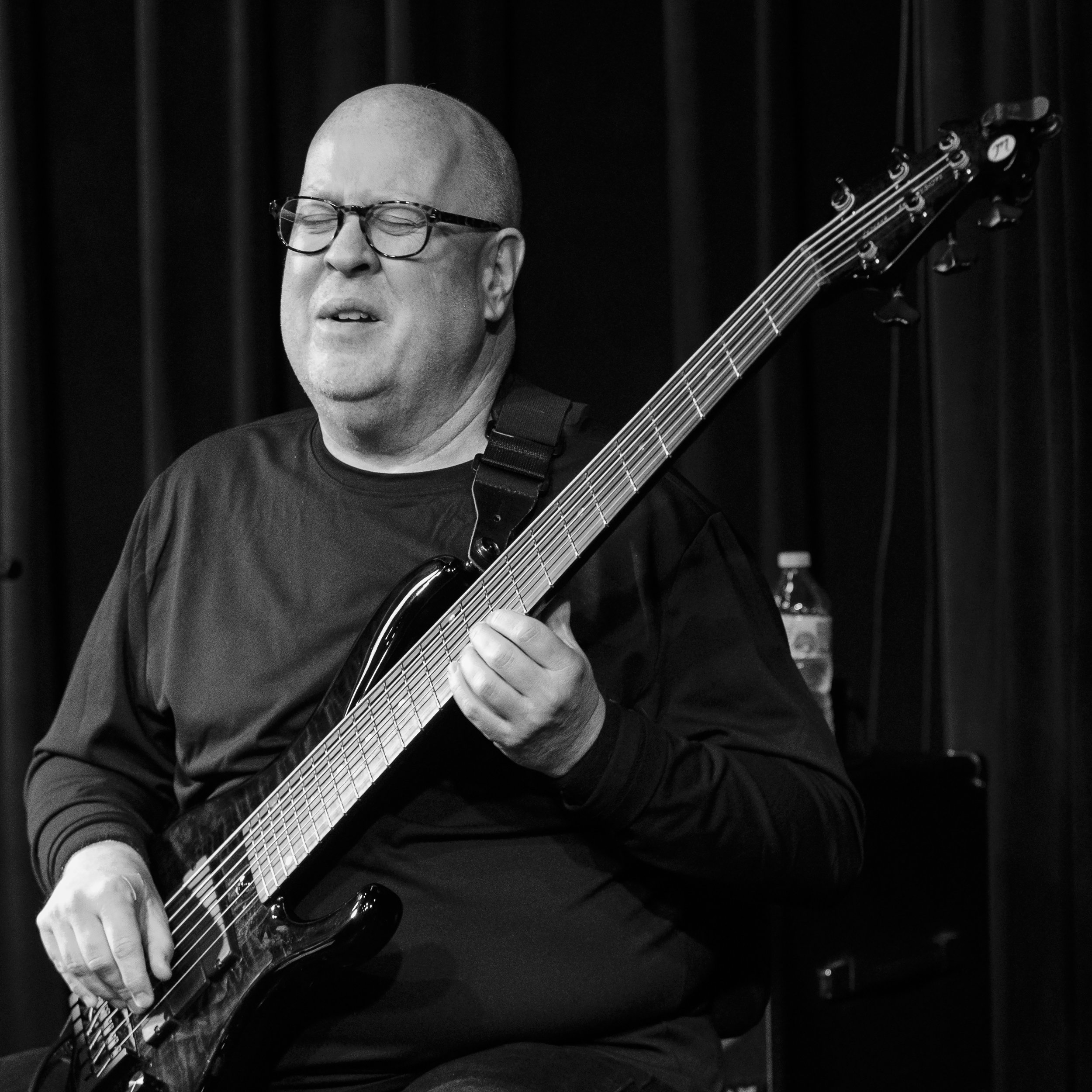 Todd Johnson on Bass