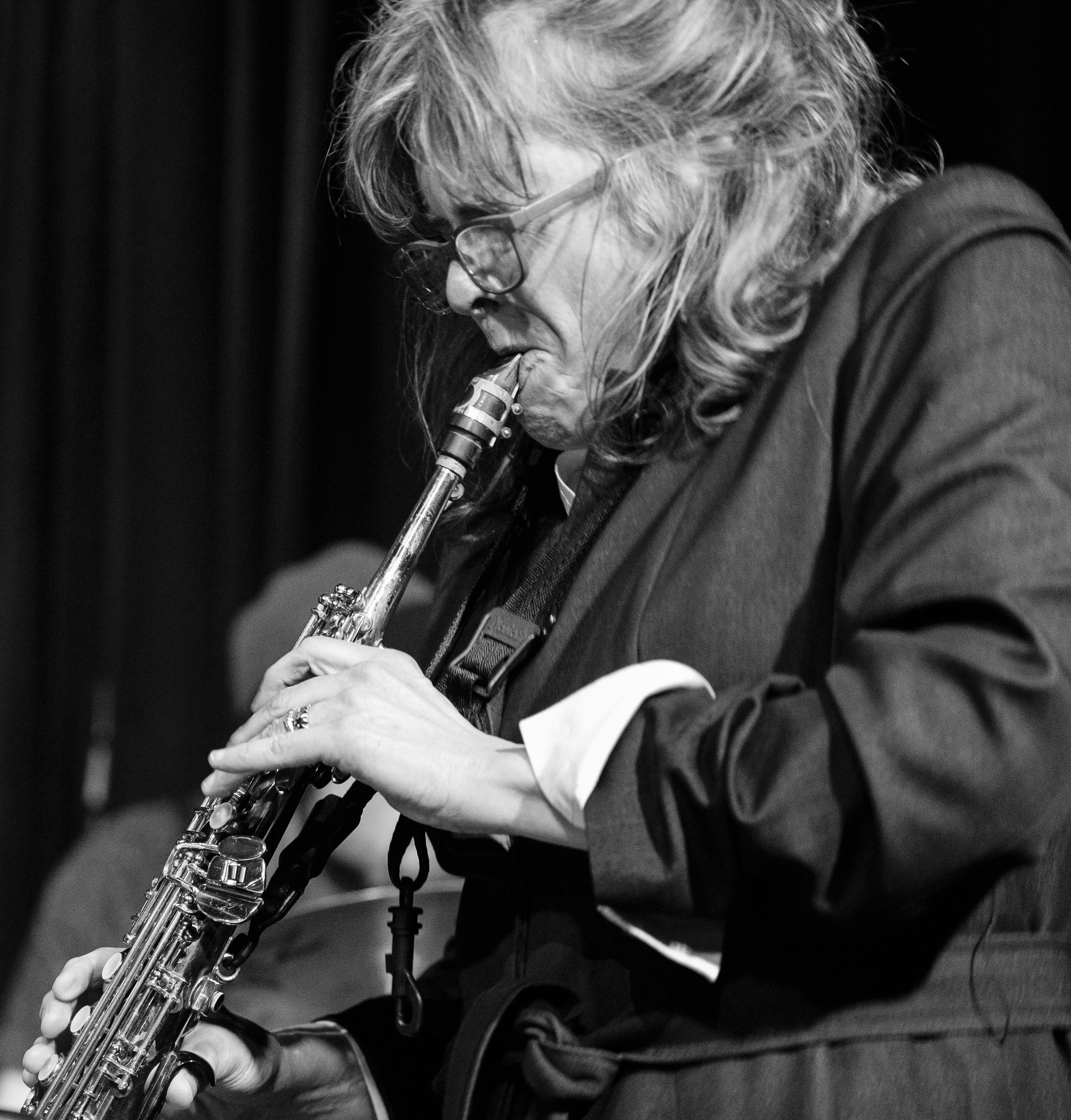 Mary Petrich Saxophone