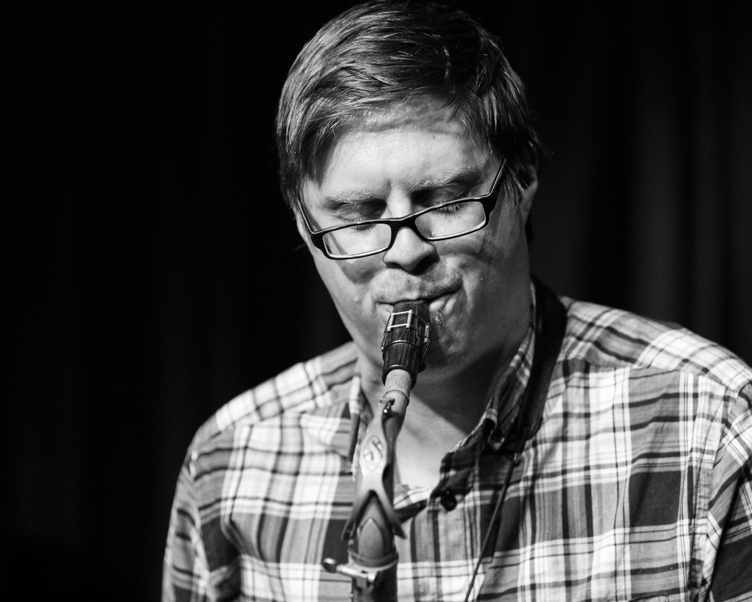 Adam Roberts Saxophone