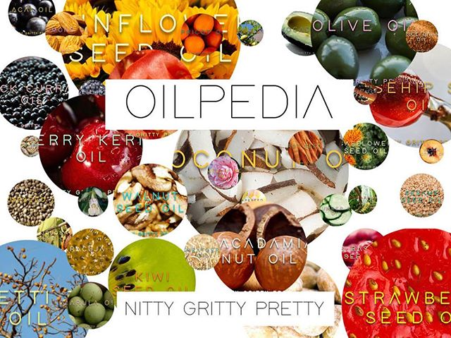 "NEW ARTICLE: Our sixth Insta post series was ""Oilpedia: How to know an oil is qualified for the job at hand, and not just slipping by! "" This series explained the benefits behind 41 oils used in beauty and personal care products. As a quick reference, we've composed all of these in this permanent article, Oilpedia. We hope this will come in handy for you. Link in bio~"
