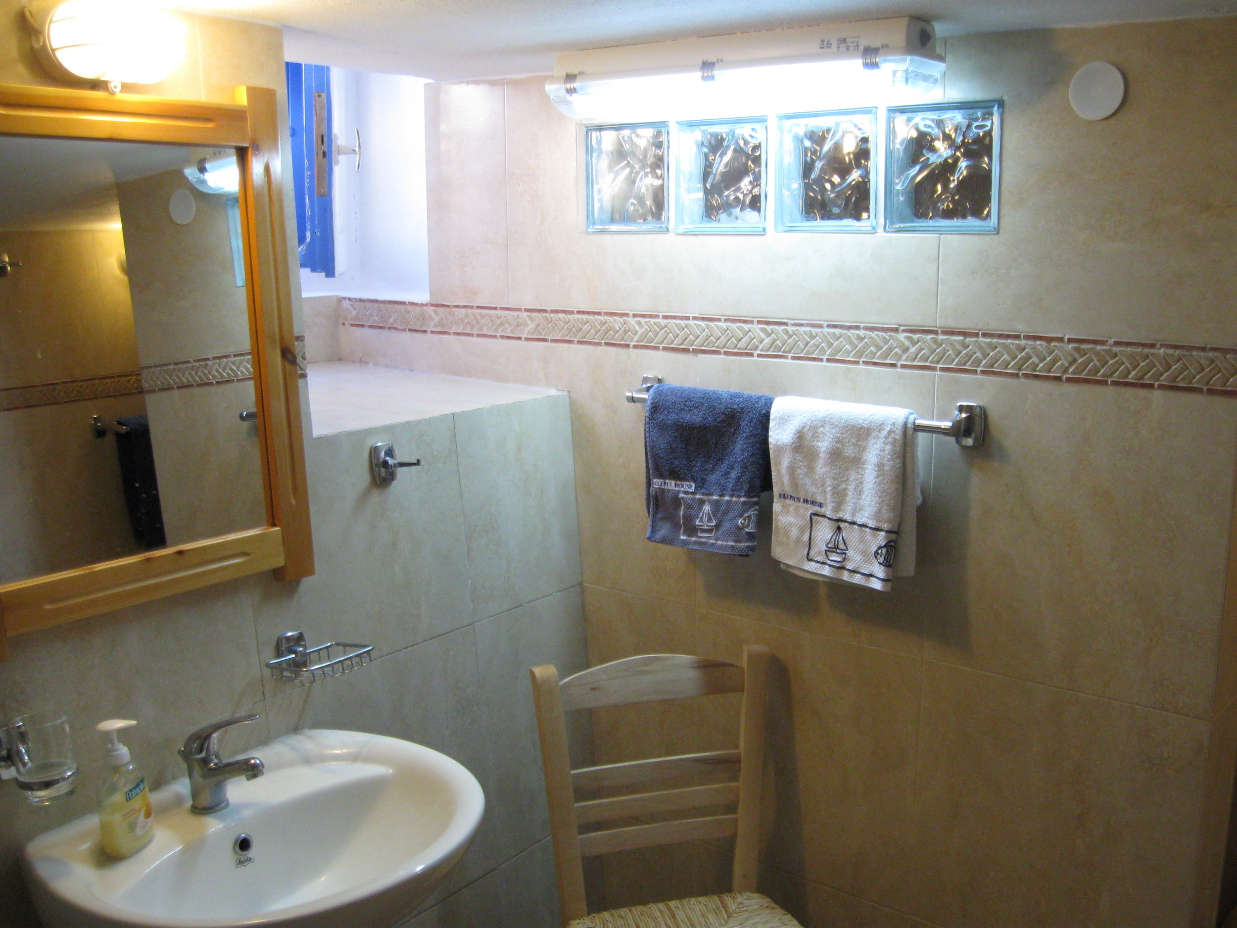 Fully Tiled Shower Room.JPG