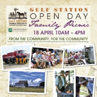 Gulf Station Open Day