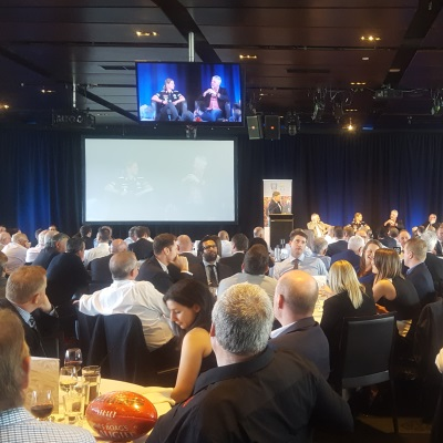 afl luncheon