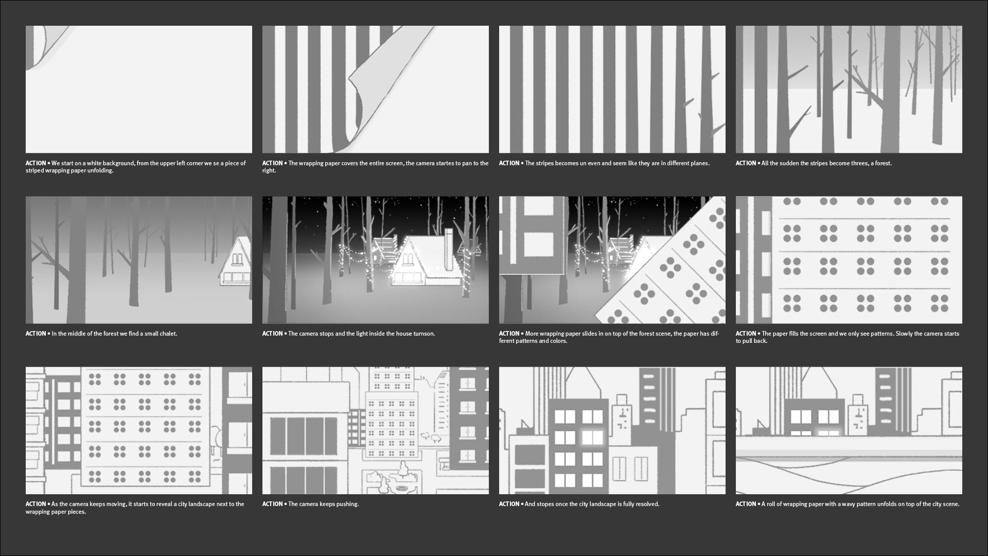 Skadden - Holiday 2016 Storyboard 01